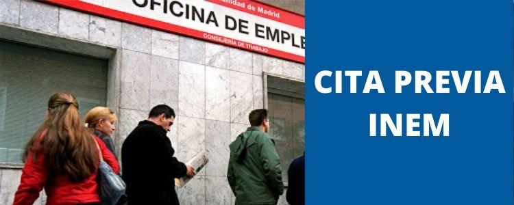 Cita SEPE INEM San Sebastián Oficina El Antiguo