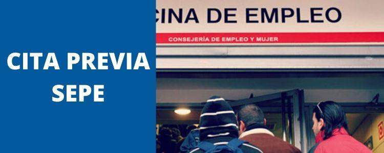 Cita SEPE INEM Granada Centro