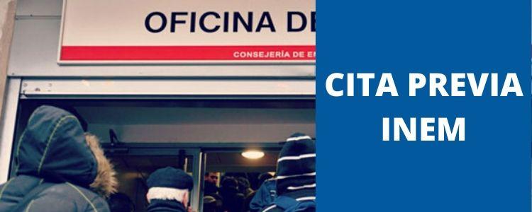 Cita SEPE INEM Ciudad Real