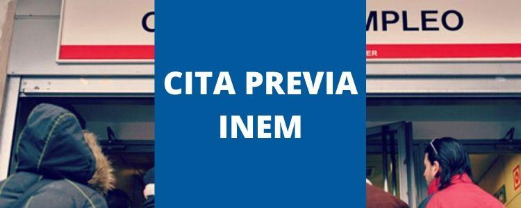 Cita SEPE INEM Fraga