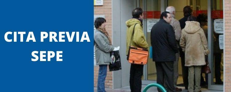 Cita SEPE INEM Girona