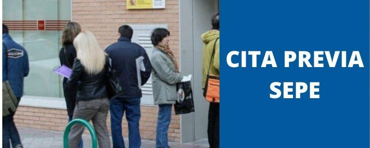 Cita SEPE INEM Valladolid Poniente