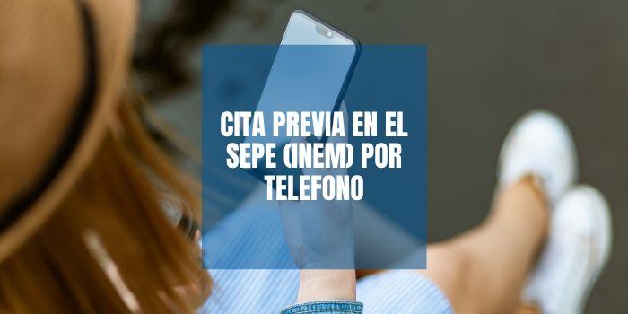 Cita Previa INEM por Teléfono