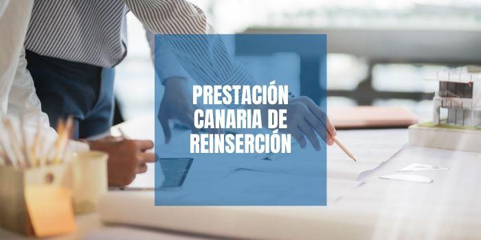 prestacion canaria de reinserción PCI