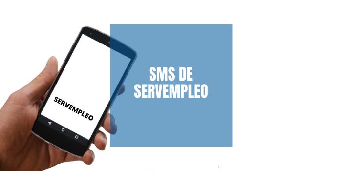 No acudir a cita de SERVEMPLEO SMS